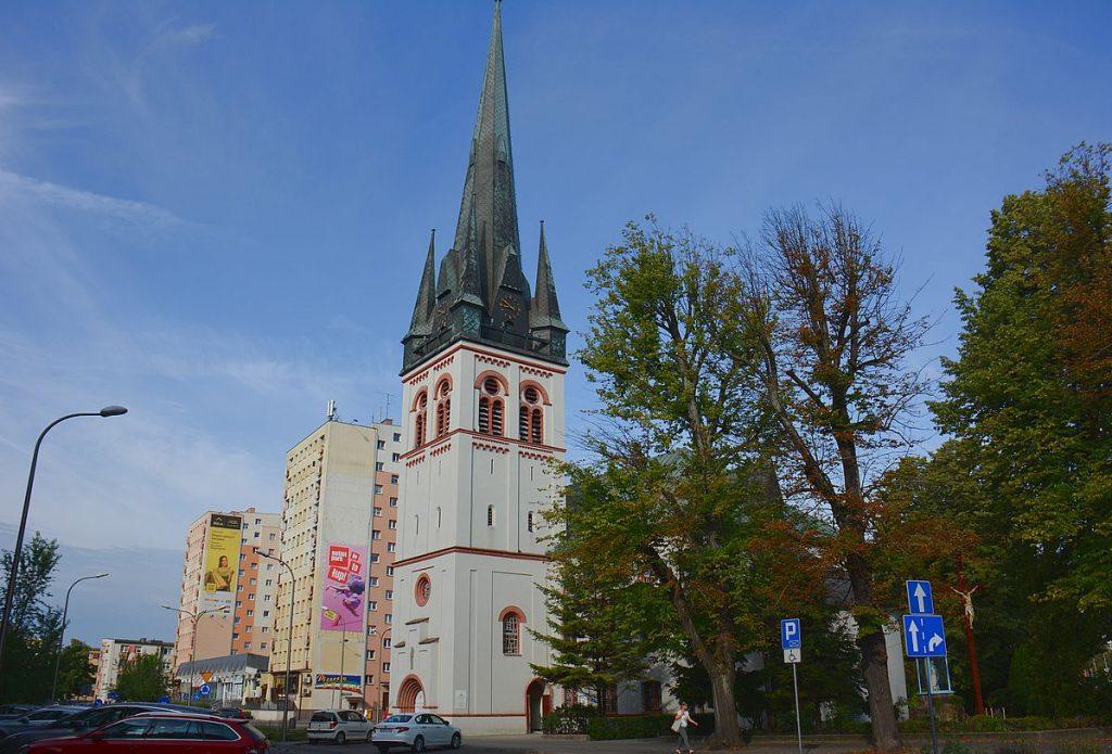 Swinoujscie kyrka