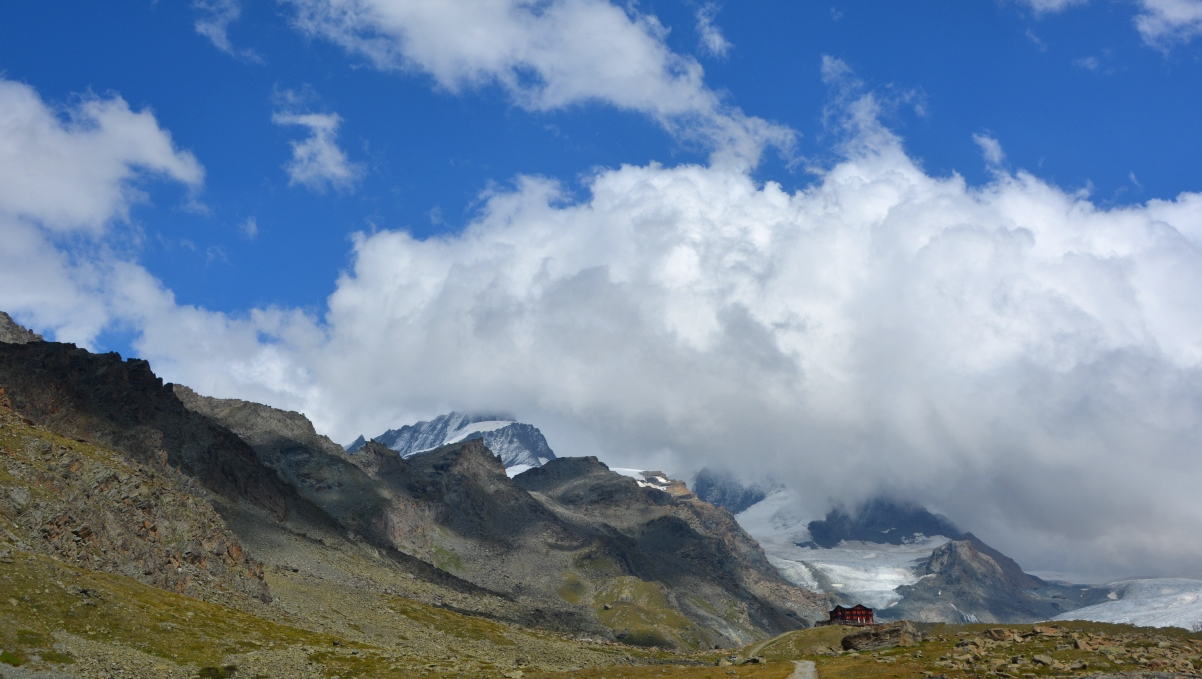 De schweiziaska alperna