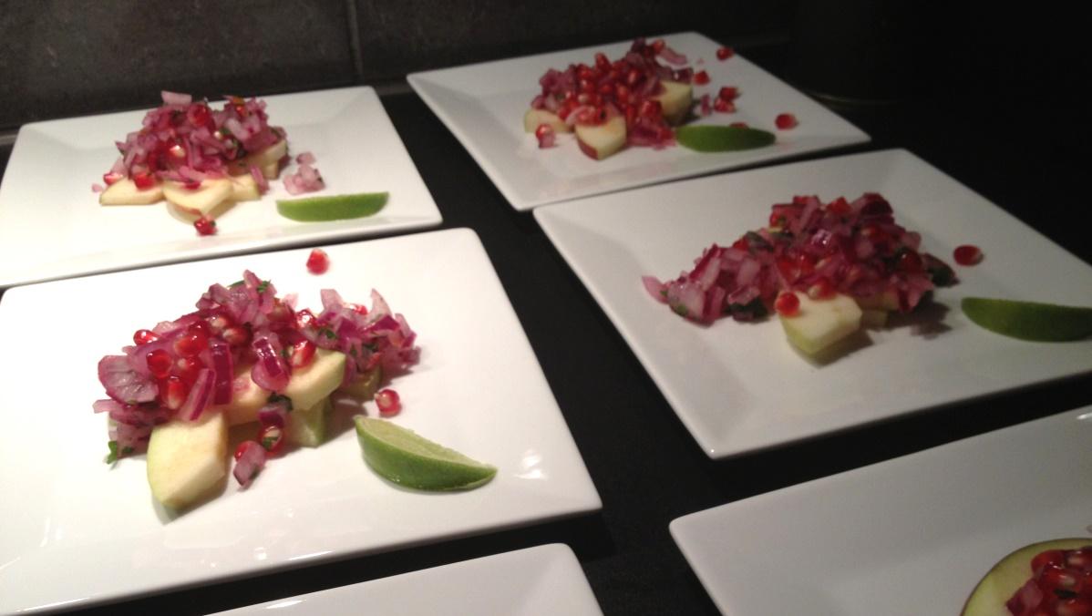 Sydamerika middag