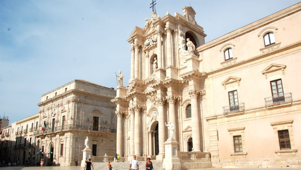 Syrakusa. Siciliens 9 bästa resmål top 3!