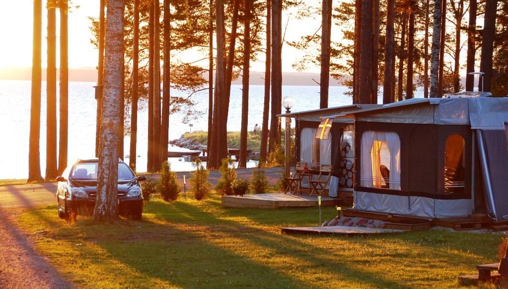 Campingar i Sverige - Tällberg camping