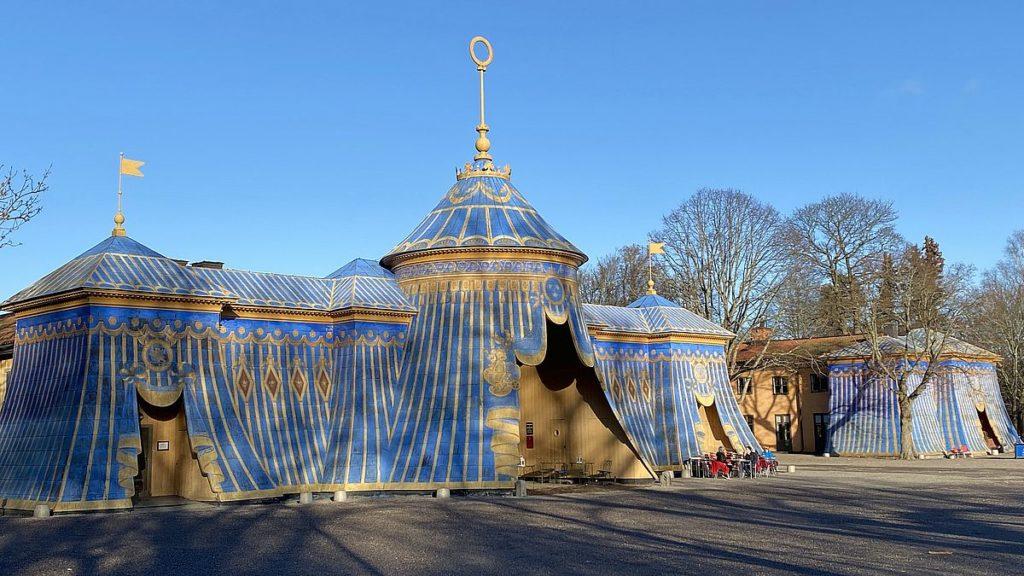Utflykter i Stockholm i coronatider - Hagaparken