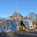 Hagaparken i Solna – slott, lusthus och paviljonger