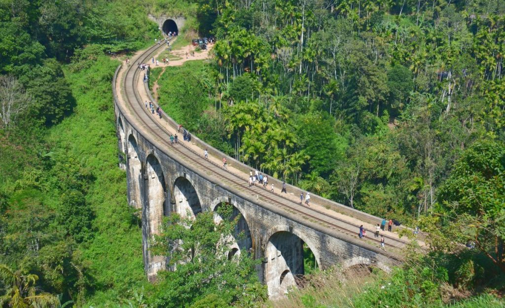 Tåg Kandy till Ella