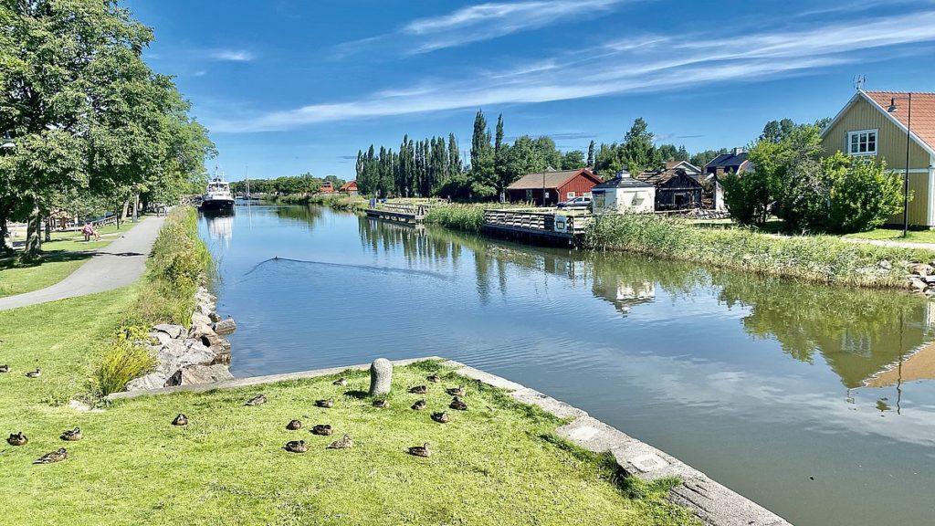 Töreboda Göta kanal