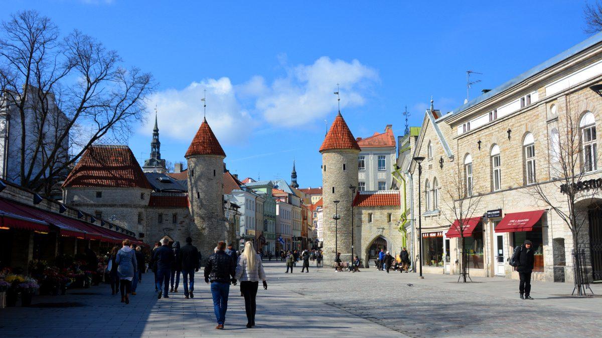 En dag i Tallinn