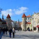 En dag i Tallinn – shopping och restaurang med 20-talsstämning