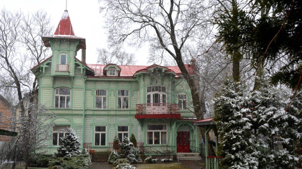 Tallinn hus