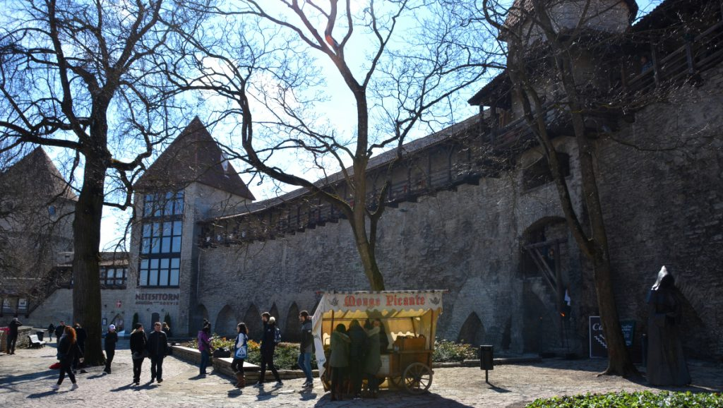 Tallinn övre delen