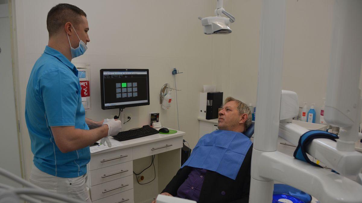 Tandvård inför resan