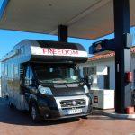 Norrut i Portugal (med desperat jakt på diesel)