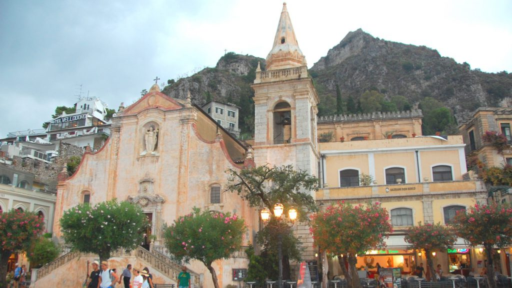 Sevärdheter på Sicilien - Taormina