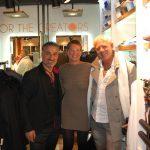 Invigning på Taracci: Snygga herrkläder i Stockholm
