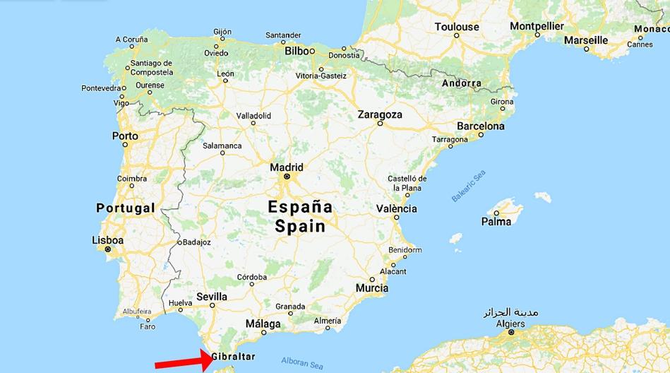 Spanien, Tarifa