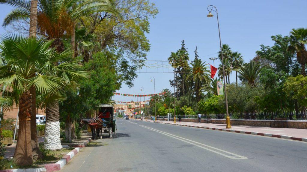 Taroudant i Marocko