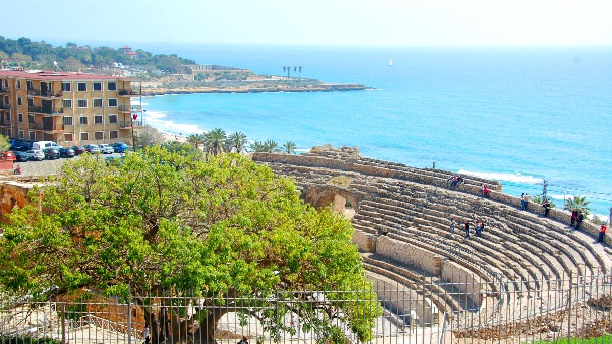 Tarragona amfiteater