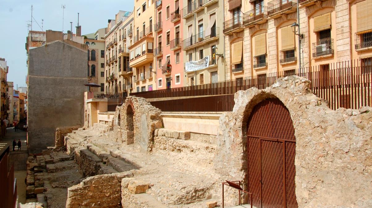 Tarragona romartid