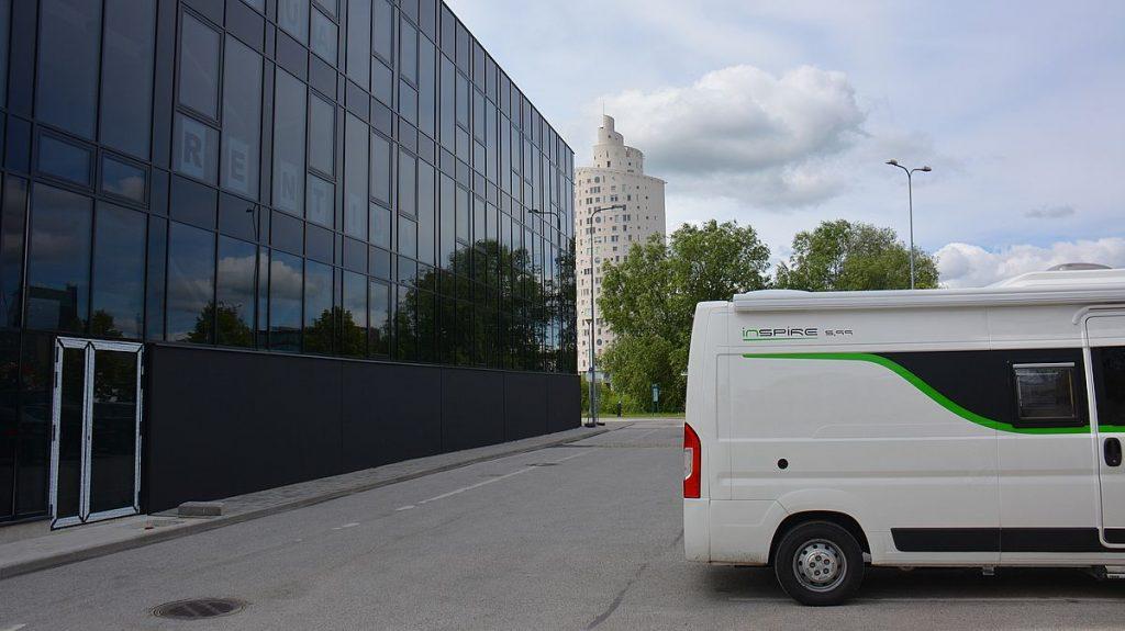 Göra i Tartu med husbil