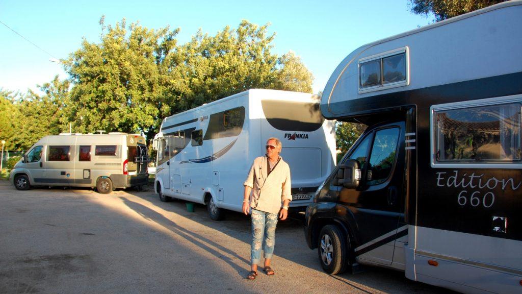 Tavira camping
