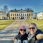 Taxinge slott – kakslott med vackert läge vid Mälaren