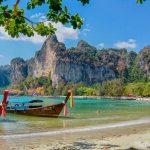 Camping i Thailand