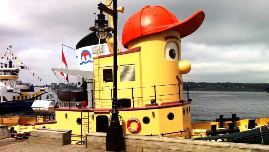 Theodore tugboat