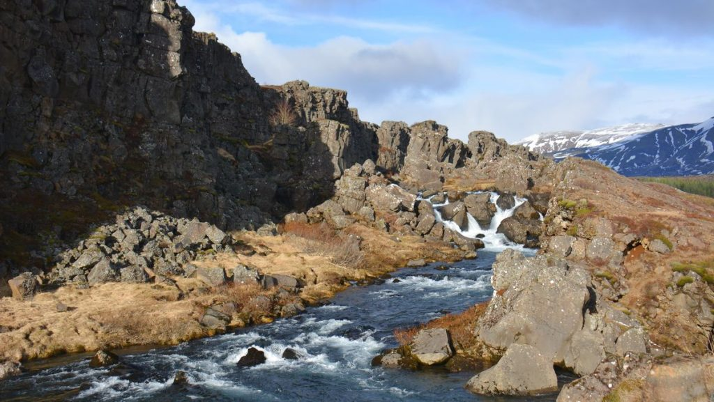 Nationalparken Thingvellir