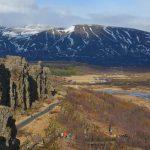 Þingvellir nationalpark på island