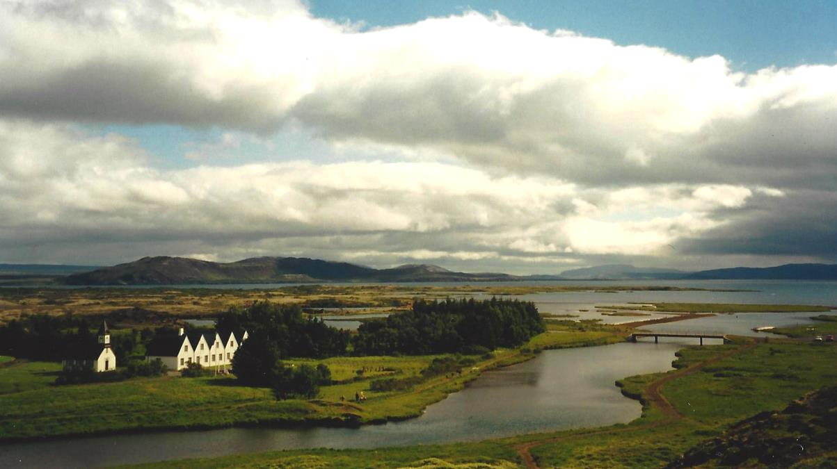 Thingvellir nationalpark