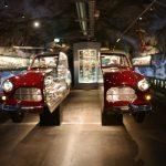 Museum i Bergrummet med tusentals leksaker