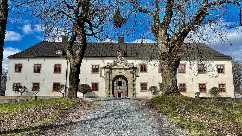 Göra i Västerås - Tidö slott