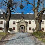 Tidö slott i Västerås – med cykel- och MC-museum