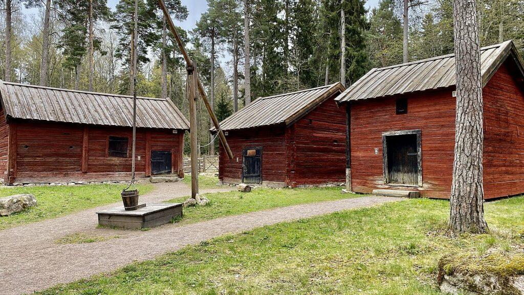 Gamla Linköping - Tidstorp
