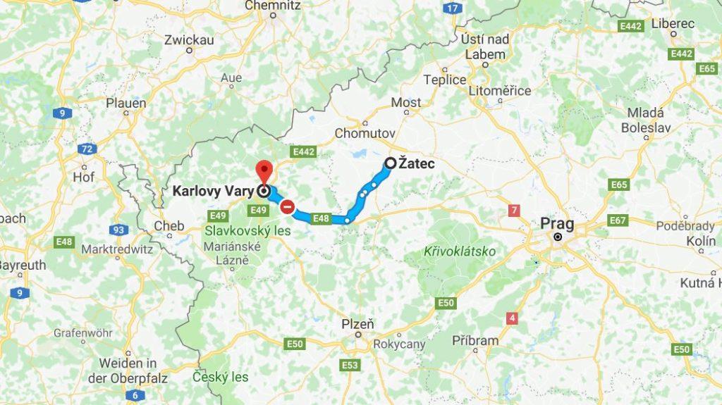 Till Karlovy Vary
