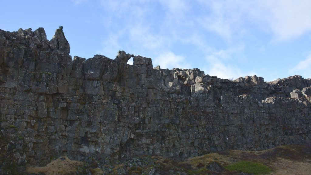 Thingvellir i Game of Thrones