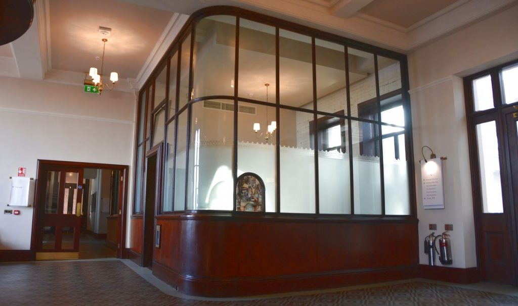 Titanic hotell Belfast