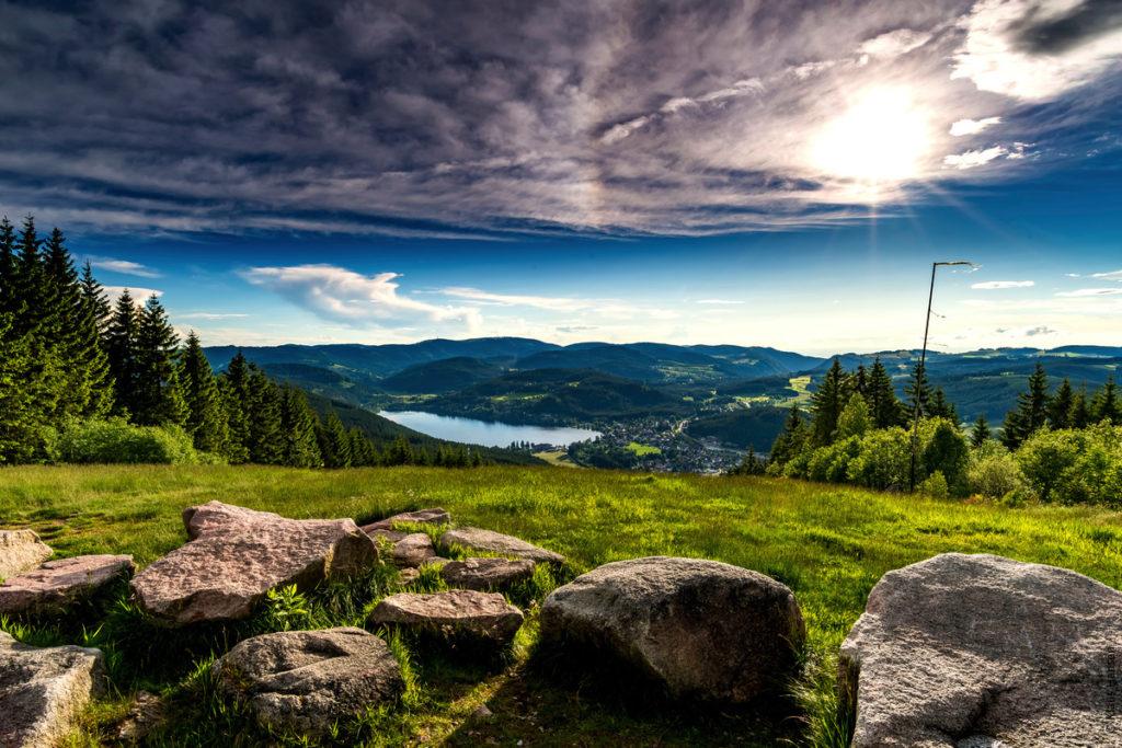 Naturområden i Tyskland - Schwarzwald