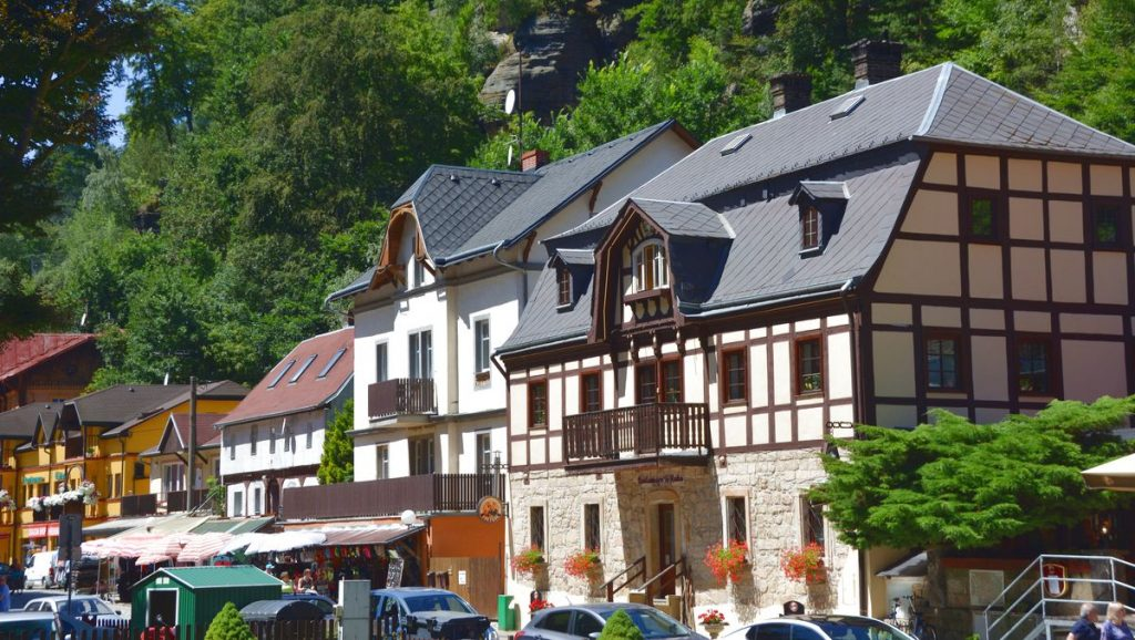 hotell bohemian switzerland