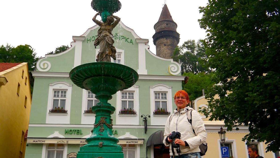 Tjeckien Stramberk