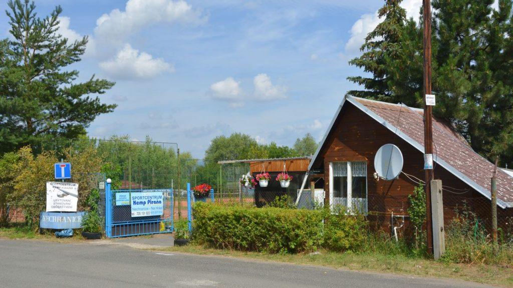 Tjeckien camping