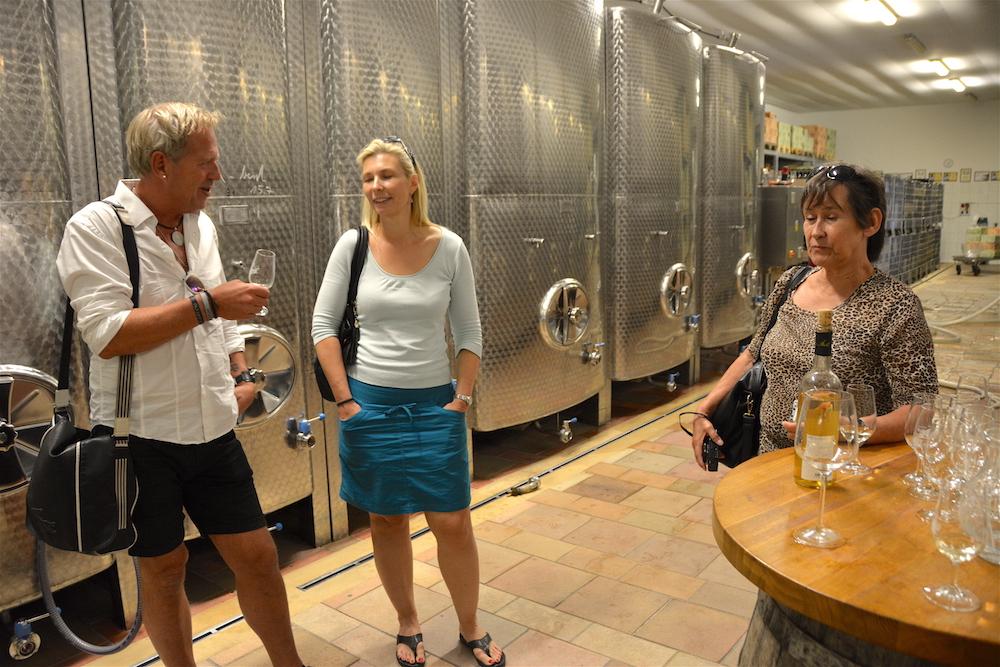 Viner i Tjeckien