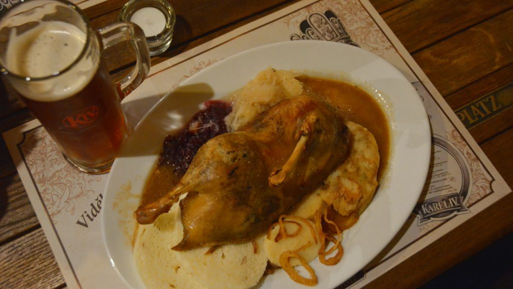 Tjeckisk mat