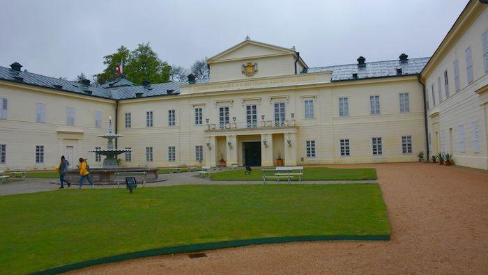 Slott i Tjeckien