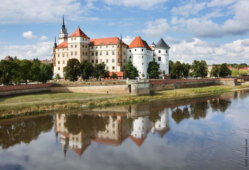 Torgau, Sverige i Tyskland