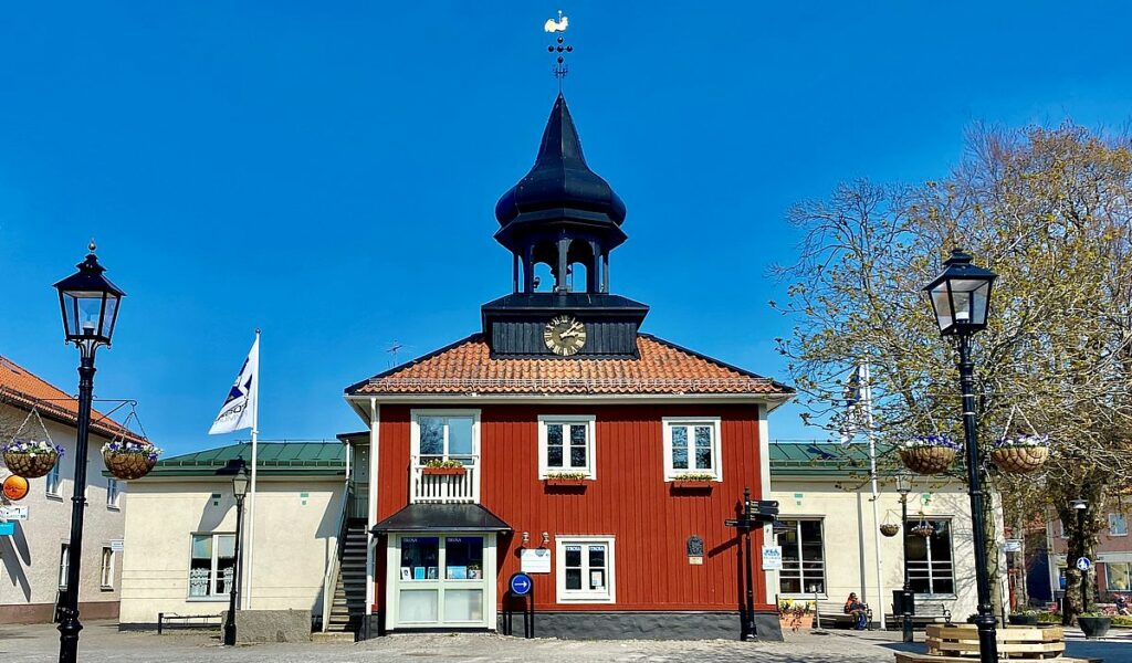 Göra i Trosa - gamla rådhuset