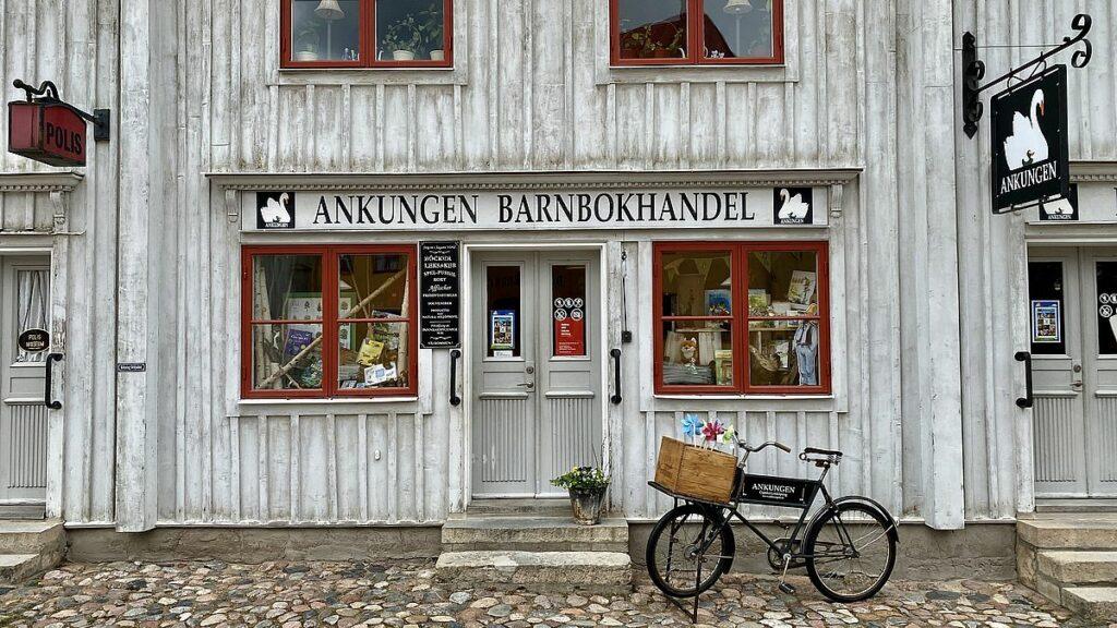 Gamla Linköping - butik