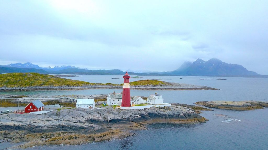 Tranoy fyr - restips om Norge