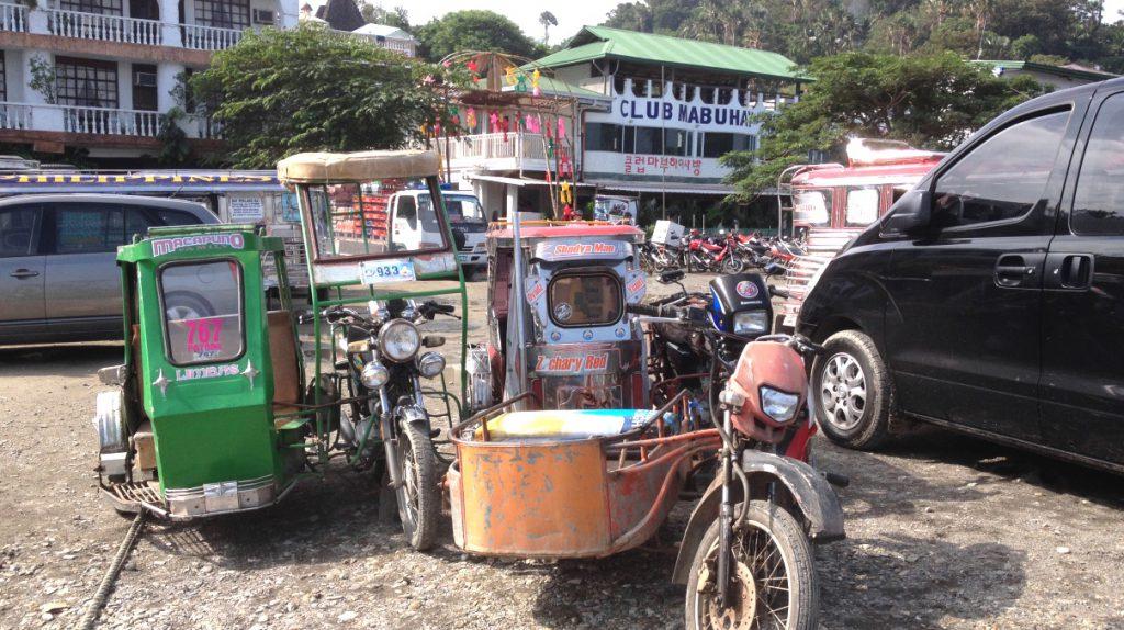 Transport Filippinerna