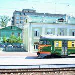 Att resa med tåg