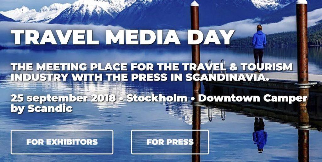 Travel media day